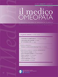Il Medico Omeopata n.57