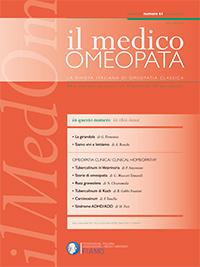 Il Medico Omeopata n.61
