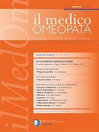 Il Medico Omeopata n.62
