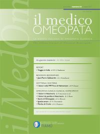 Il Medico Omeopata n.64