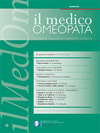 Il Medico Omeopata n.66