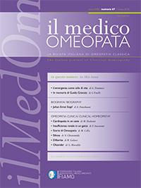 Il Medico Omeopata n.67