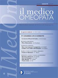 Il Medico Omeopata n.70
