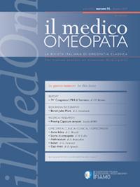 Il Medico Omeopata n.72