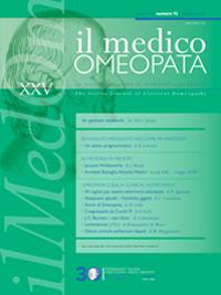 Il Medico Omeopata n.75