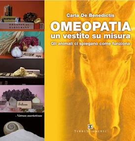 Omeopatia. Un vestito su misura di Carla De Benedictis E. Marelli